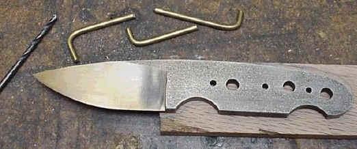 Самодельный нож своими руками фото