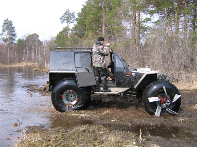 самодельные вездеходы для езды на рыбалку купить в украине