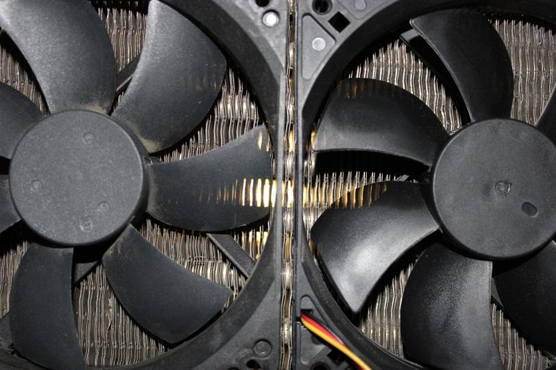 Кулер для радиатора