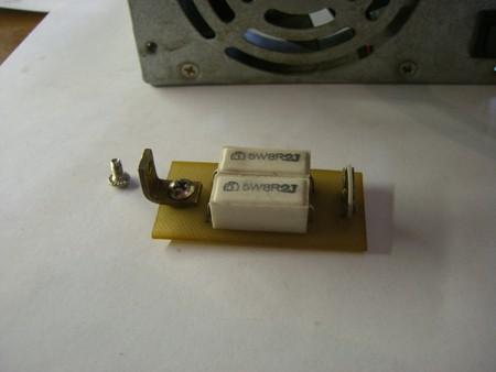 Блок резисторов