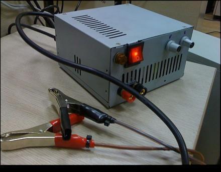 Самодельное зарядное устройства для АКБ автомобиля