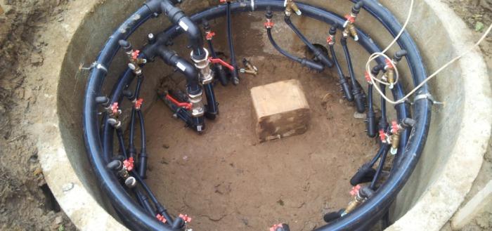 Гидротермальное отопление