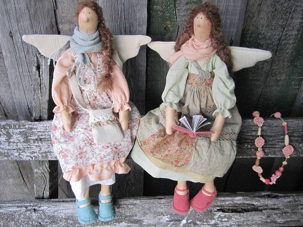 Куклы своими руками тильда фото