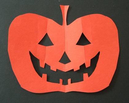 Маски на Хэллоуин своими руками