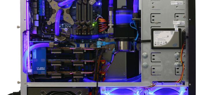 Система охлаждения компьютера своими руками