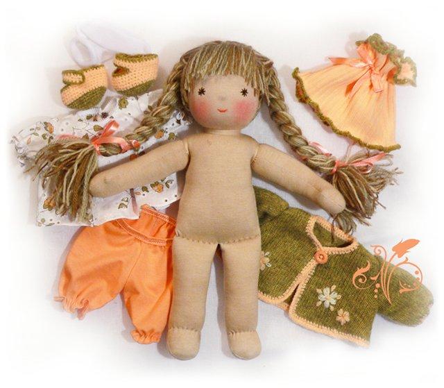Тело для куклы своими руками 53