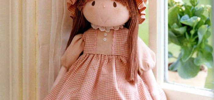 Куклы своими руками мастер класс