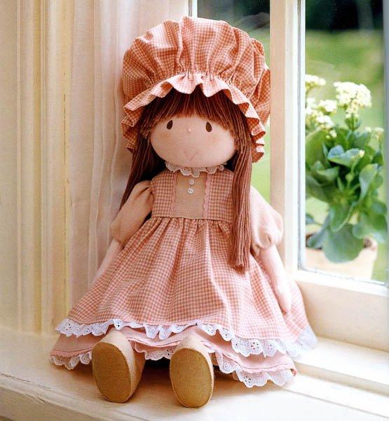 Кукла сделать своими руками