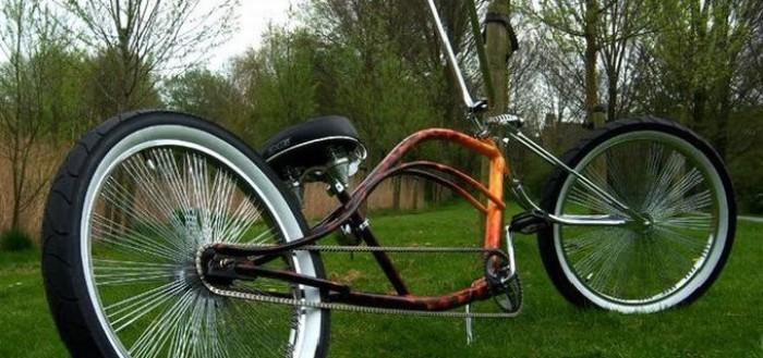 Как сделать тюнинг на велосипед своими руками