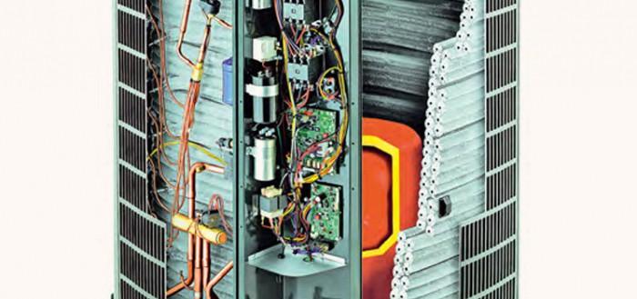 Тепловой насос своими руками из бытового холодильника