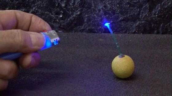 как сделать прожигающий лазер в домашних условиях