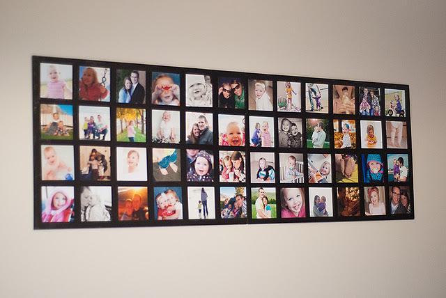 Как сделать коллаж на стену своими руками фото