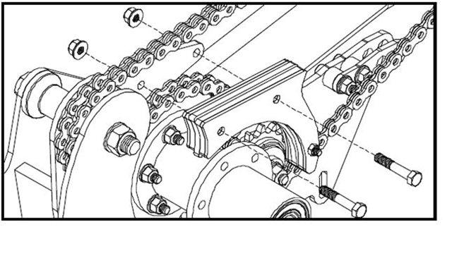 Как сделать из мотоцикла с коляской вездеход