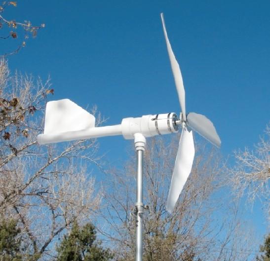 Из чего сделать ветрогенератор