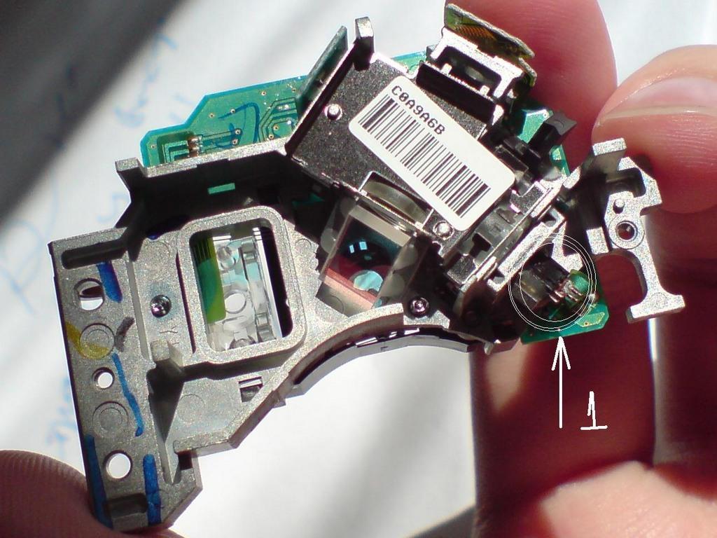 как сделать режущий лазер