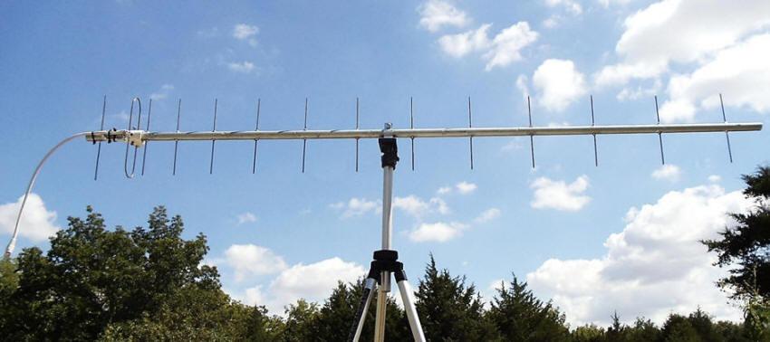 Яги антенна для 4g модема