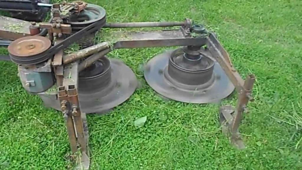 Косилка роторная для минитрактора своими руками