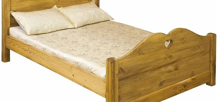 Как изготовить кровать из дерева своими руками 78