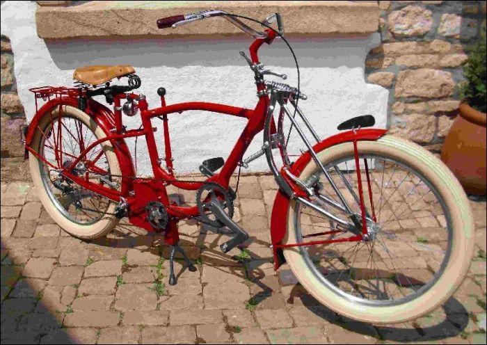 Тюнинг велосипеда своими руками фото 2