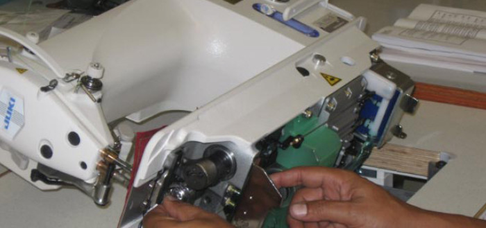 Как починить машинку