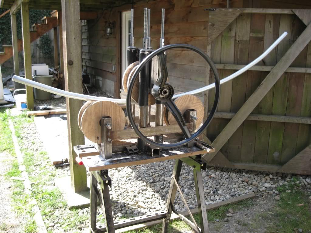 деревянный трубогиб