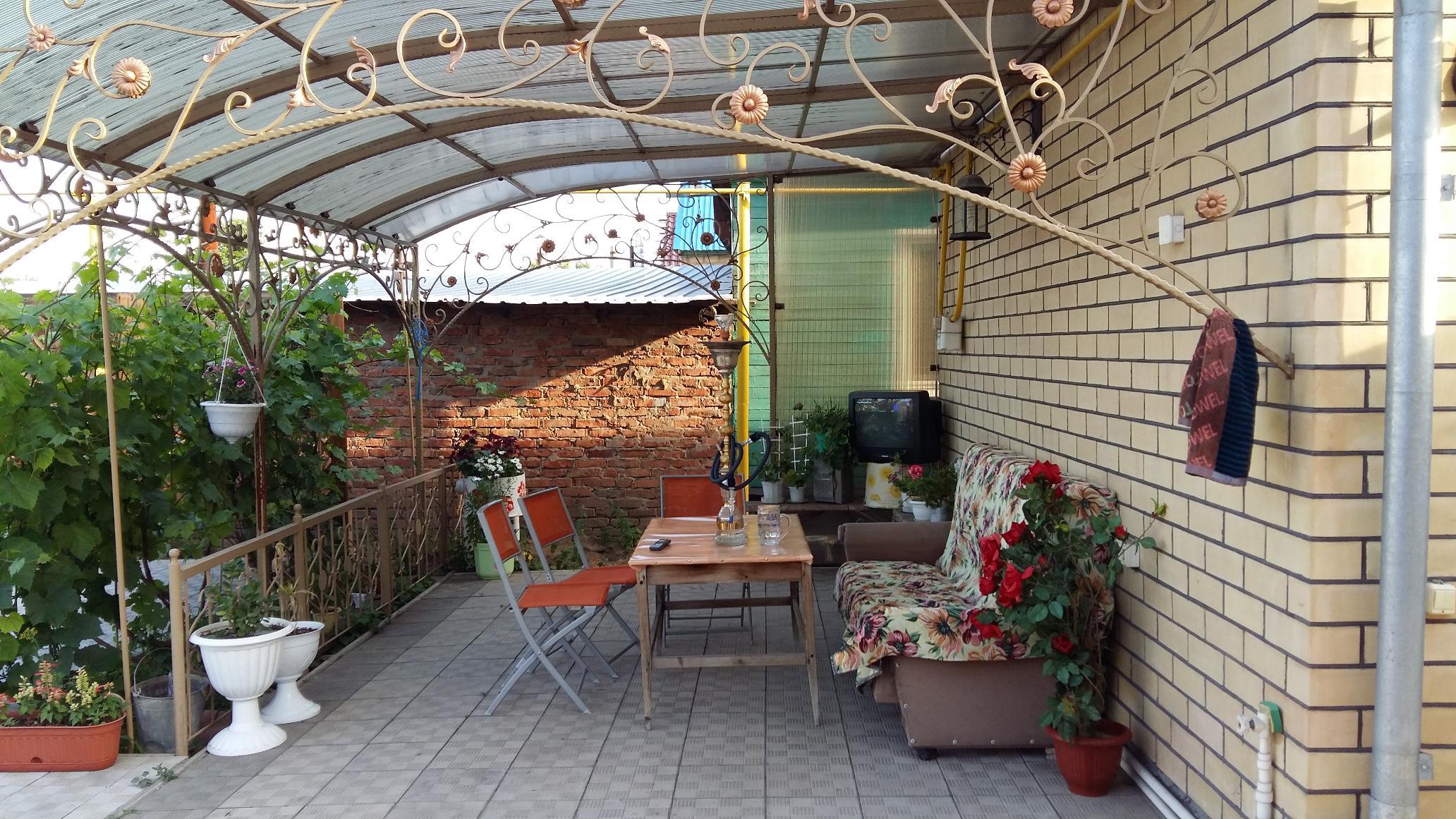 Двор в частном доме своими руками фото россия 53