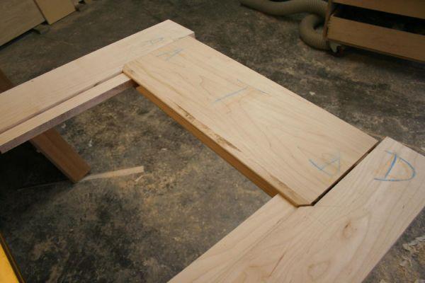 Сделать деревянную дверь своими руками фото