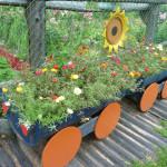 Поделки для огорода своими руками