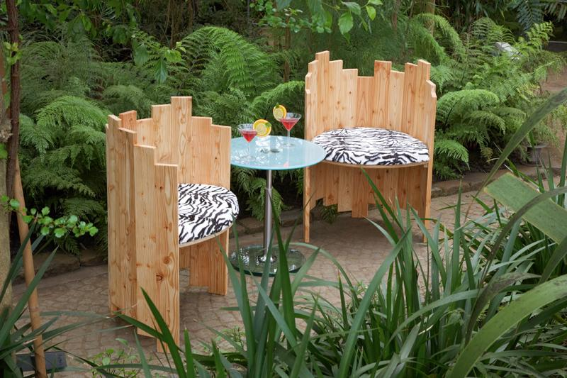 Мебель своими руками для сада из дерева своими руками