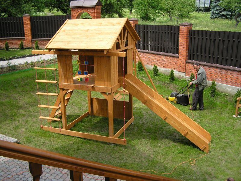 Домашние детские домики своими руками