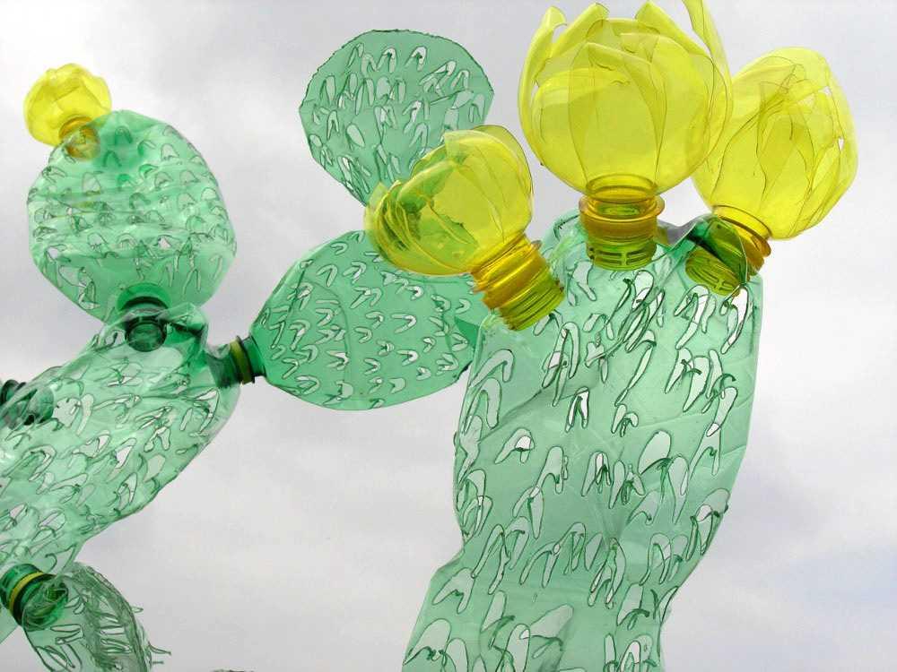 из пластиковой бутылки своими руками